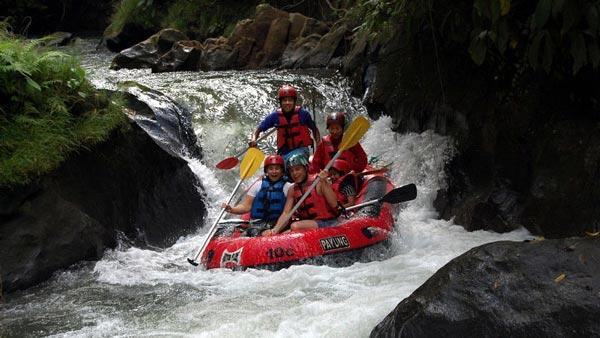 Payung Rafting Ubud