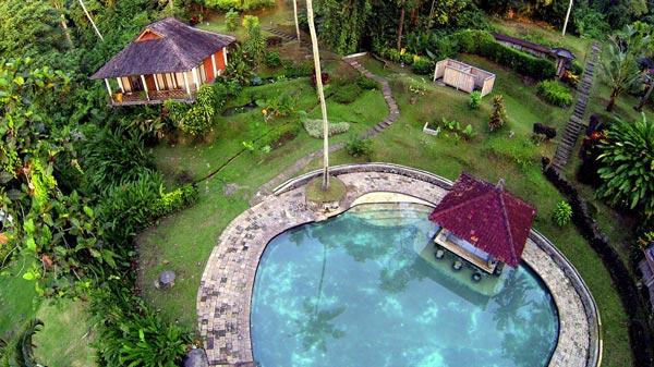 Penatahan Hot Spring Tabanan Bali