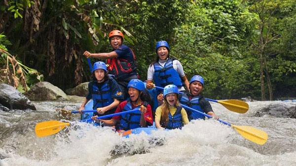 Sobek Ubud River Rafting Covid-19 Promo Price