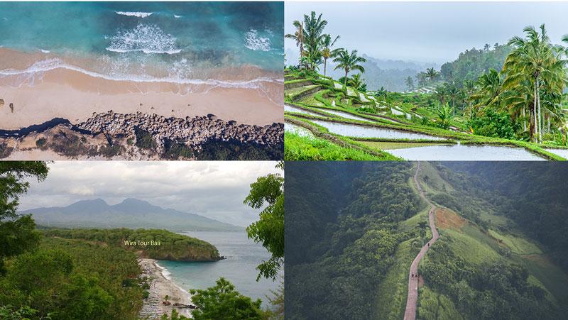 Bali Budget Romantic Places