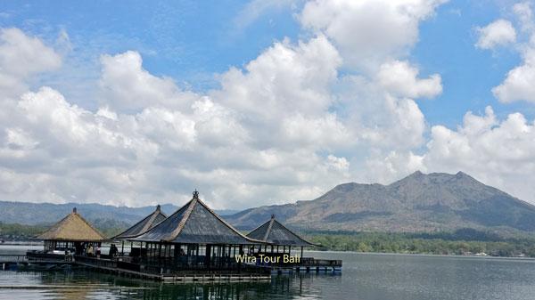 Resto Apung Kintamani