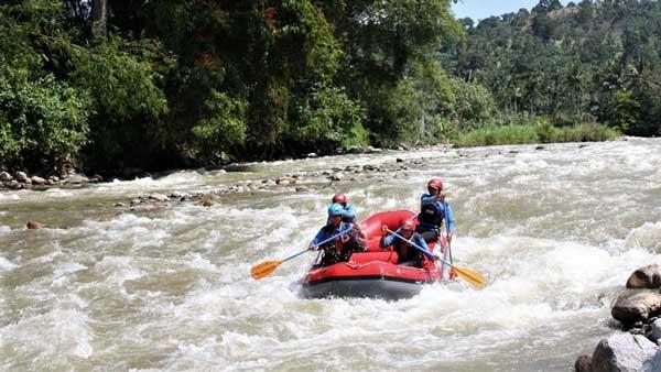 Alas River Aceh