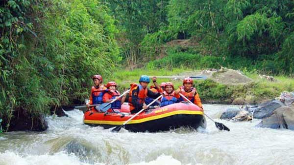 Citarik River West Java