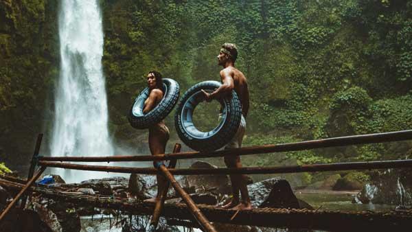 Pelaga Village Waterfall Bali