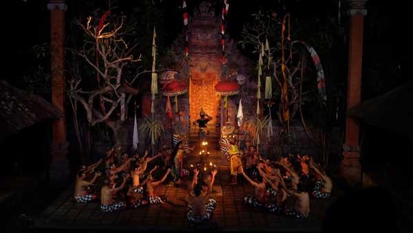 Watch a Kecak Dance Performance in Ubud