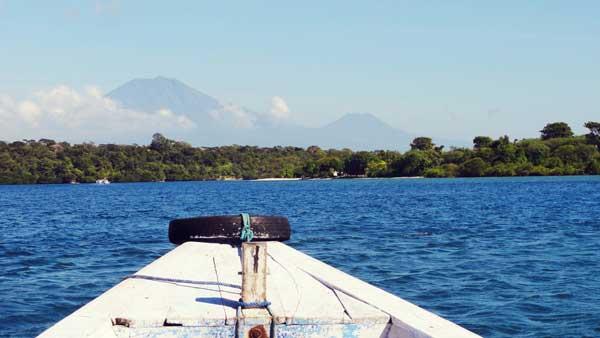 Sea Transportation From Labuhan Lalang Harbor To Menjangan Island